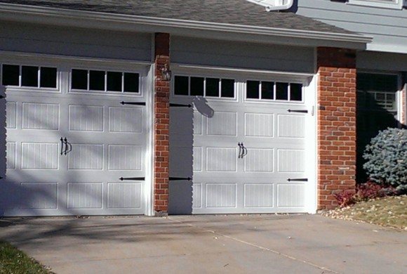 Another Residential Installation & Welcome to Deer Creek Door Service - Deer Creek Door